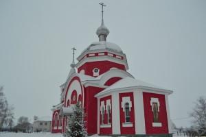 Иоанно-Предтеченский храм с.Донское